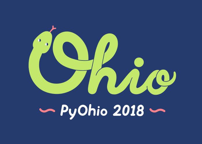 PyOhio 2018 shirt design